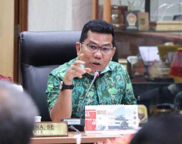 Biro Ekonomi Tak Mau Tandatangani Kesepakatan Kerja, DPRD Riau: Maunya Jadi Komisaris Saja?