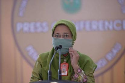 Positif Covid-19 Riau Bertambah 51 Kasus Baru, 57 Sembuh, 4 Meninggal Dunia