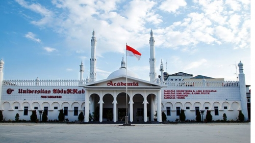 Tim Assesor BAN PT Visitasi Usulan Prodi Profesi Bidan Universitas Abdurrab Pekanbaru