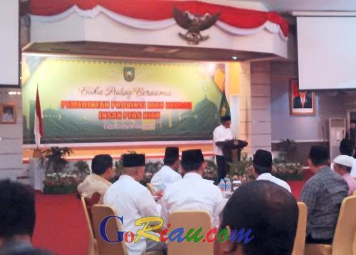 Ini Alasan Andi Rachman Belum Tunjuk Wagubri dan Ketua DPRD Riau