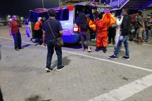 Pria dan Wanita yang Tewas Bugil dalam Innova di Kapal Nusa Putra Ternyata Sopir dan Penumpang