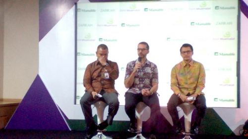 Bekerjasama dengan Manulife Indonesia, PT Bank Muamalat Luncurkan Produk Asuransi Zafirah Save Link