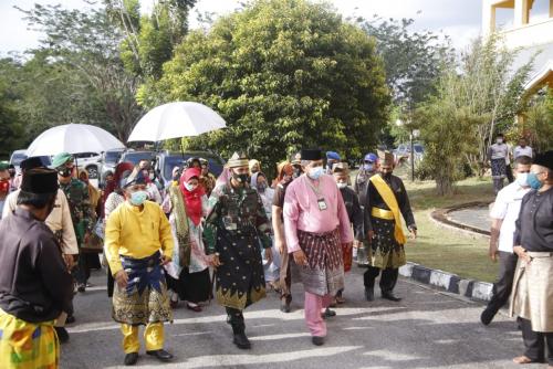 Baru 4 Bulan Bertugas di Riau, Danrem 031/Wirabima Berkunjung ke Siak
