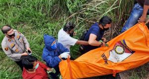 Ini Identitas Mayat Pria yang Ditemukan Pemancing di Jalan Parit Indah Pakanbaru