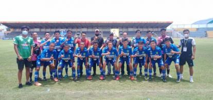 Laga Perdana Piala Gubernur Riau 2021, PS Meranti Unggul 1-0 dari Inhil
