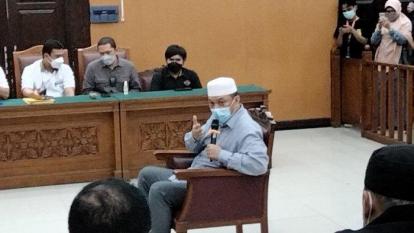 Akui Berdakwah Lampaui Batasan Etika, Ustaz Yahya Waloni Minta Maaf ke Kaum Nasrani