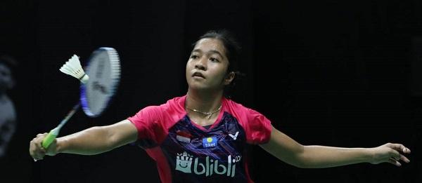 Tampil Perdana, Ester Gagal Tambah Poin Indonesia