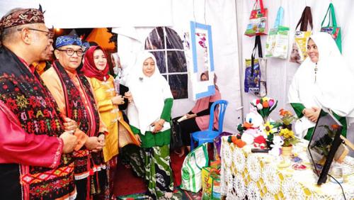 IKMR Riau Kompleks Juara Umum PSB 2019