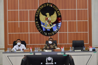 Kesuksesan PON XX Papua 2021 Dapat Pujian Menko Polhukam dan Mendagri