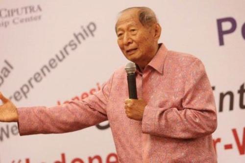 In Memoriam Ciputra, Orang Terkaya Indonesia yang Memulai Usaha dari Garasi