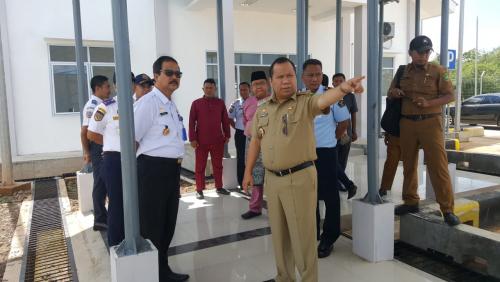 Pelabuhan Roro Insit akan Difungsikan untuk Pelabuhan Internasional