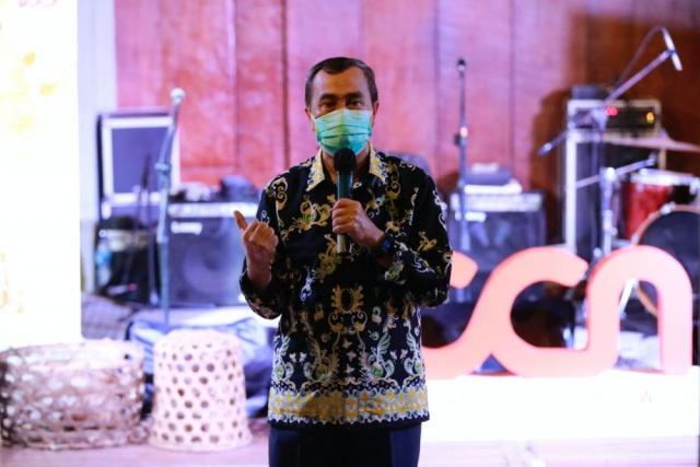 Riau Jadi Tuan Rumah ICCF Tahun 2021