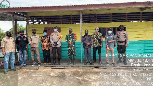 Berbatasan Langsung dengan Sumut, Empat TPS di Rohil Diawasi Secara Khusus