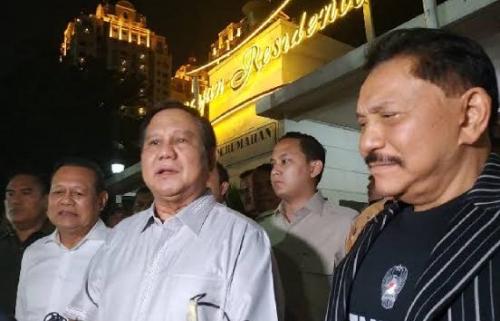 Kata Hendropriyono, Prabowo Harus Turun Tangan Hadapi Separatis Papua, Bila Tak Ingin Lepas Seperti Timtim