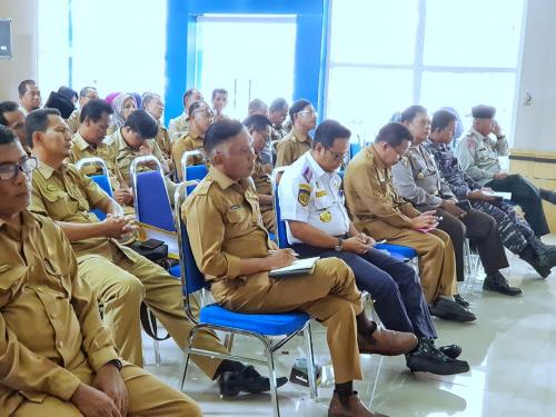 Wabup Said Hasyim Intruksikan Usulan OPD Disertai Data Lengkap dan Narasi Meyakinkan