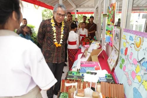 PGN Kucurkan Rp250 Juta untuk Pembangunan Perpustakaan Sekolah Tiara Nirwana