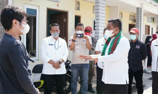 Pemkab Pelalawan Siapkan Lagi Tempat Isolasi Pasien Covid-19 di Kecamatan