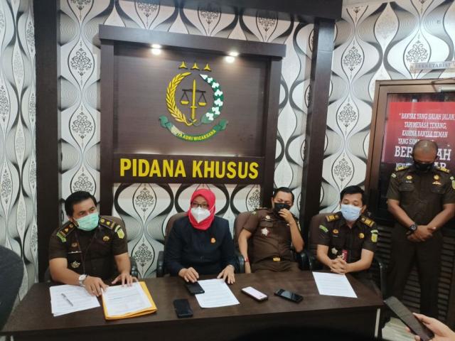 Ketua PABBSI Ditetapkan Tersangka Dugaan Korupsi Dana Hibah KONI Bengkalis 2019