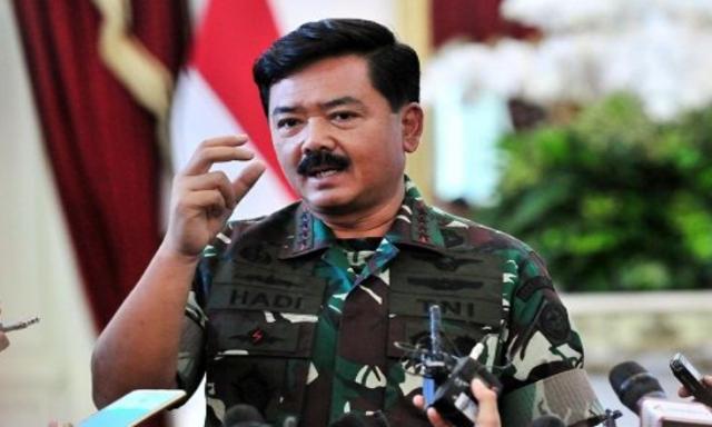 Buntut Kekerasan Terhadap Pria Berkebutuhan Khusus, Panglima TNI Perintahkan KASAU Copot Danlanud