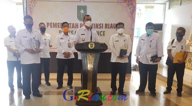 Gubernur Riau Usulkan Penambahan Pintu dan Feeder Jalan Tol Penghubung ke Jambi dan Sumbar