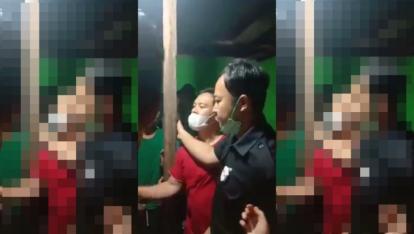 Polisi Terlihat Warga Susupkan Sabu ke Warung Sebelum Lakukan Penangkapan, Videonya Viral