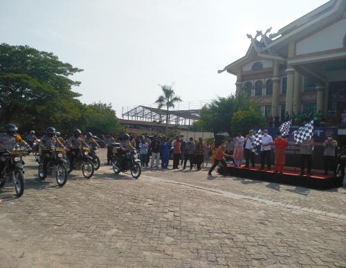 Kemenparekraf Salurkan Balaksa Kepada 6.243 Pekerja Pariwisata dan Ekonomi Kreatif di Riau