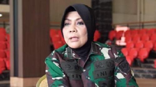 Brigjen TNI Tetty Melina Lubis: Jilbab Tak Halangi Karier di Militer