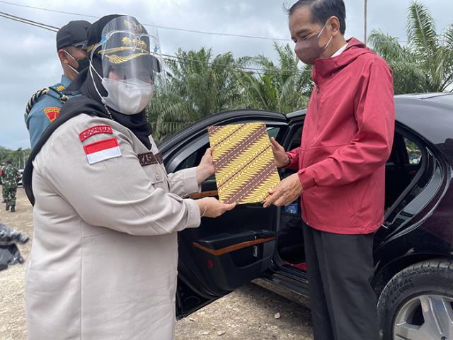 Bupati Usulkan Pembangunan Jembatan Pulau Bengkalis-Pulau Sumatera ke Presiden