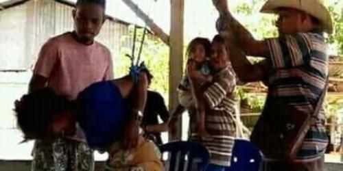 Dituduh Curi Cincin, Gadis Remaja di NTT Digantung Kepala Desa, Begini Penampakannya