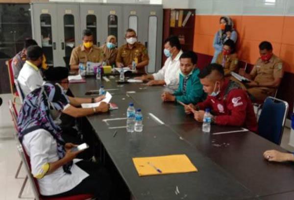 Soal Beasiswa Mahasiswa, Baznas Rohil Tegaskan tidak Boleh Ganda