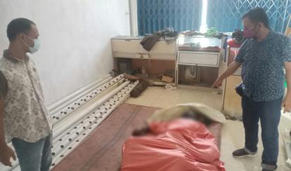 Mayat Pria Ditemukan di Ruko Pasar Modern Sorek, Korban Dua Hari Menghilang