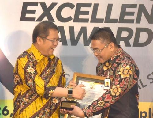 Bank Riau Kepri Terima 3 Penghargaan Pada Ajang SPEx2 Award 2018