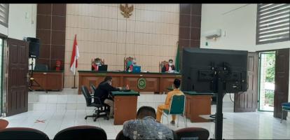 Kampanyekan Paslon di Pilkada Pelalawan, Kepala Sekolah Divonis 4 Bulan Penjara