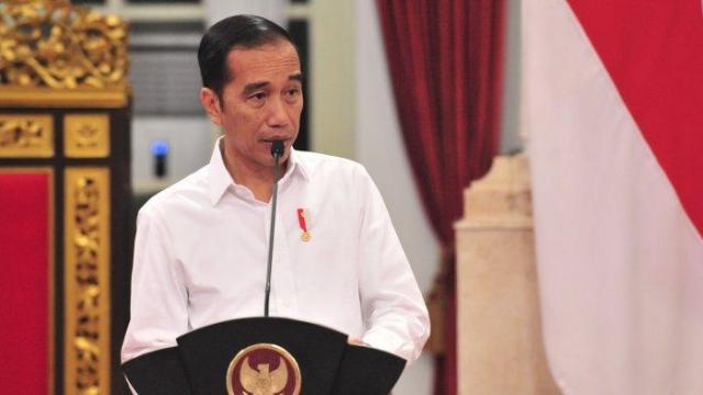 Jokowi Tetapkan 9 Desember Hari Libur Nasional