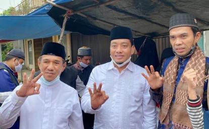 Ini Alasan UAS Dukung 3 Pasangan Calon Kepala Daerah di Riau