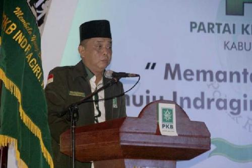 Banggar DPRD Inhil Menunggu Tercatatnya Sejarah Baru di Negeri Seribu Parit