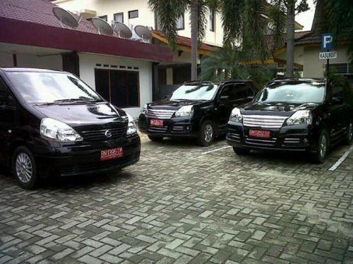 Saat Dilarikan, Mobil Dinas Mantan DPRD Riau Gunakan Pelat Palsu