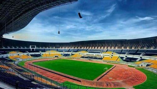 Ridwan Kamil Pastikan Stadion GBLA Sebagai Tempat Pembukaan PON XIX Jabar 2016