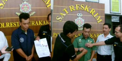 Letkol TNI Gadungan Latih Puluhan Anggota Ormas Beratribut Militer, Digerebek Kodim karena Resahkan Warga