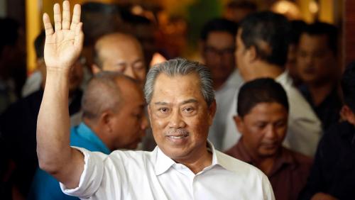 Raja Malaysia Angkat Muhyiddin Yassin Sebagai Perdana Menteri