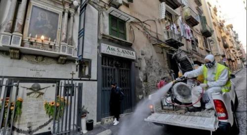 889 Kematian dalam 24 Jam, Covid-19 di Italia Sudah Cabut 10.023 Jiwa