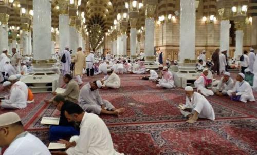 90 Ribu Masjid di Arab Saudi Dibuka Mulai 31 Mei, Begini Aturannya bagi Jamaah