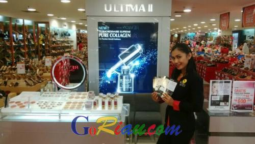 Matahari Plaza Citra Pekanbaru akan Gelar Beauty Gathering ULTIMA II Cosmetic di Hotel Aryaduta