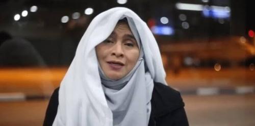 Dihadang Massa di Bandara Saat Akan Hadiri Tablig Akbar di Batam, Neno Warisman Merasakan Kejanggalan