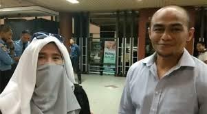 Neno Warisman Dihadang Relawan Projo, Petarung Hendri Koto: Saya Jamin Keselamatannya, Apa Pun Terjadi