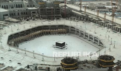 Hari Ini Jamaah Haji Miqat dan Berihram