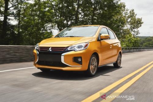 Mitsubishi akan Rilis Empat Mobil Baru, Mirage Berwajah Xpander..