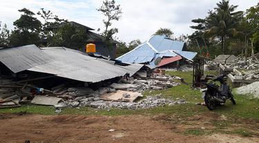 Korban Tewas Akibat Gempa di Maluku Jadi 30 Orang, Ini Identitasnya