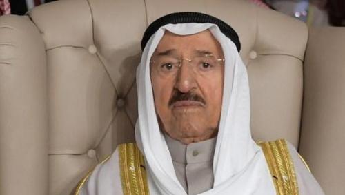 Emir Kuwait Syekh Sabah al-Ahmad Wafat di AS