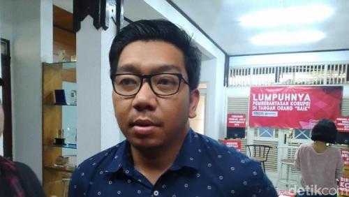 ICW: Ini Tahun Kehancuran KPK, Disponsori Langsung Presiden Jokowi